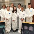 Port Clinton Middle School Tech Team competes