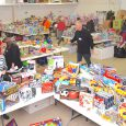 Salvation Army Toy Distribution Main Photo