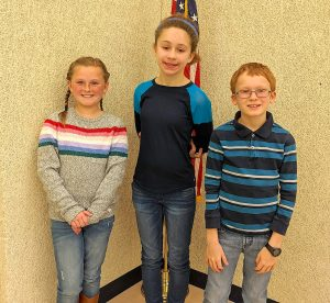 Bataan School spelling bee winners