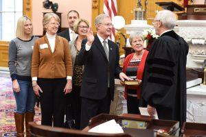 Rep. Steve Arndt sworn in