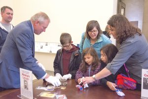 President's Day at Hayes Museum