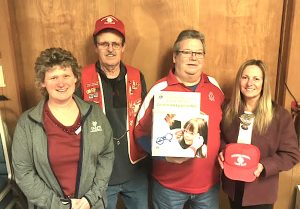 Marblehead Peninsula Lions urge others to give the gift of sight