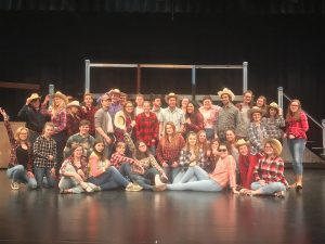 Oak Harbor's 'Footloose' to open