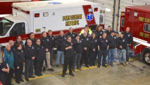 Port Clinton's EMS Squad