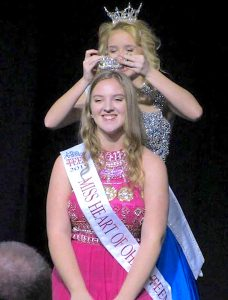 Shelby Leigh named Miss Heart of Ohio Teen