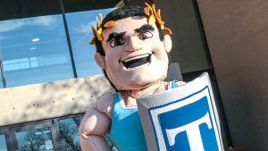 Titus is new mascot of Terra State Community College